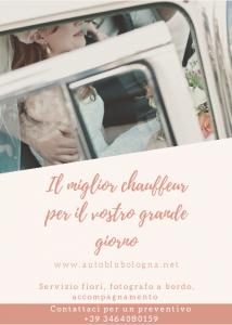 auto blu matrimoni Bologna